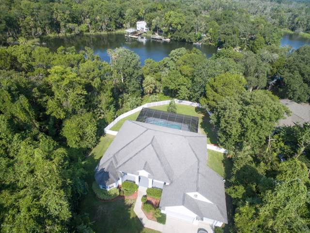 720 NW Snug Harbor Road, Crystal River, FL 34428 (MLS #563279) :: Bosshardt Realty