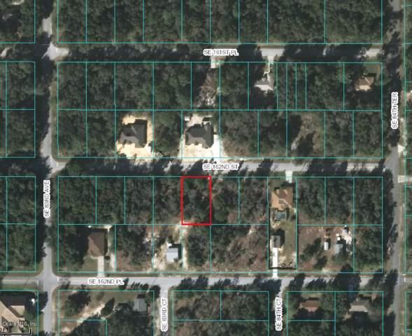 0 SE 162nd Street, Summerfield, FL 34491 (MLS #563358) :: Realty Executives Mid Florida