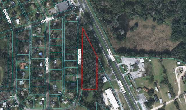 0 S Pine Avenue, Ocala, FL 34480 (MLS #563395) :: Pepine Realty