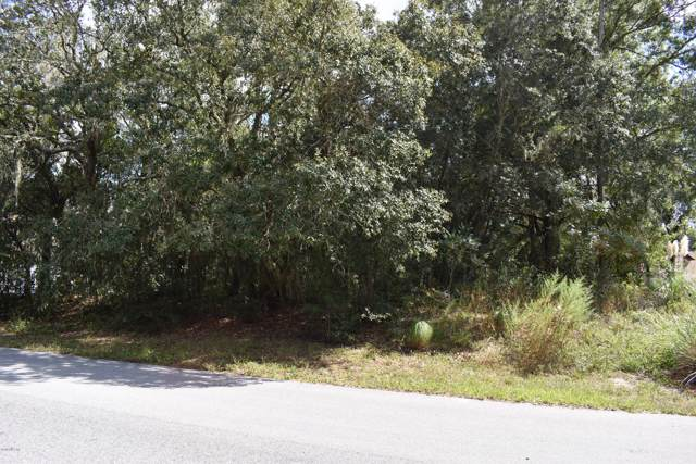 Lot 20 Sw 196th Circle, Dunnellon, FL 34432 (MLS #563486) :: Bosshardt Realty