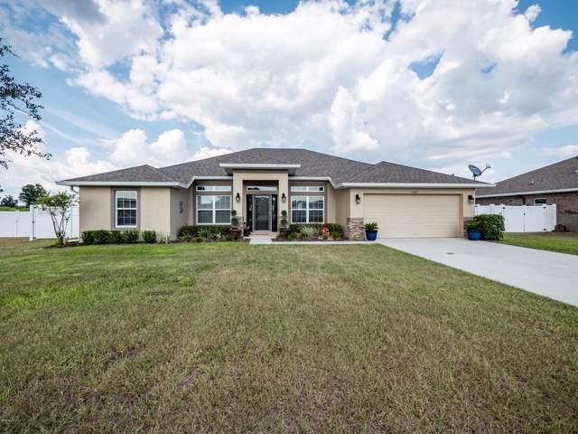 5663 SW 96TH PLACE, Ocala, FL 34476 (MLS #563501) :: Bosshardt Realty