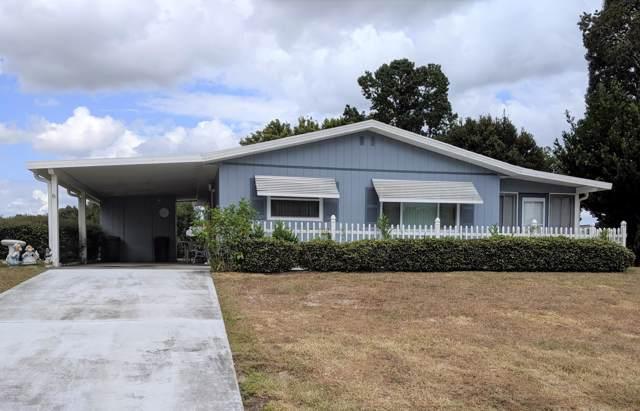 9921 SW 103rd Place, Ocala, FL 34481 (MLS #563622) :: Realty Executives Mid Florida
