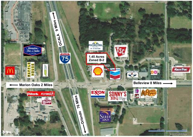 0 SW 134th Street, Ocala, FL 34473 (MLS #563638) :: Realty Executives Mid Florida