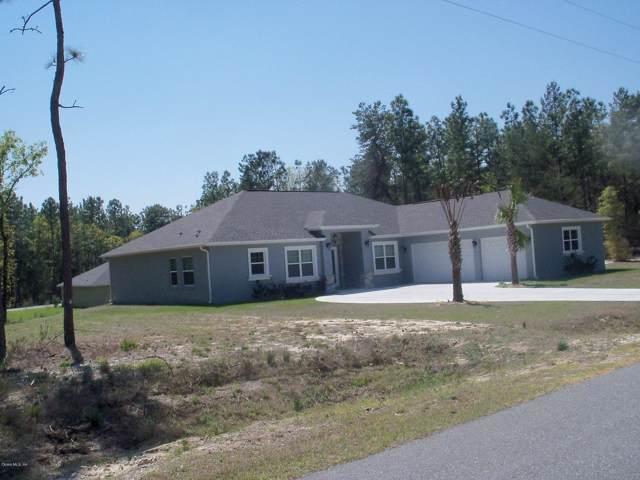 4168 SW 112th Lane, Ocala, FL 34476 (MLS #563668) :: Bosshardt Realty