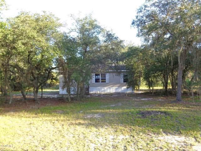 10171 NE 88th Lane, Bronson, FL 32621 (MLS #563671) :: Bosshardt Realty