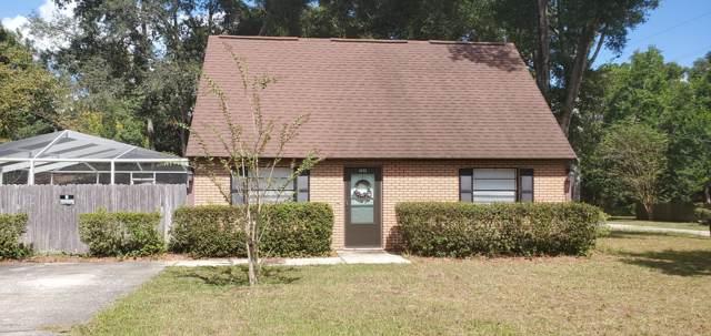 4525 NE 10th Street, Ocala, FL 34470 (MLS #563679) :: Bosshardt Realty