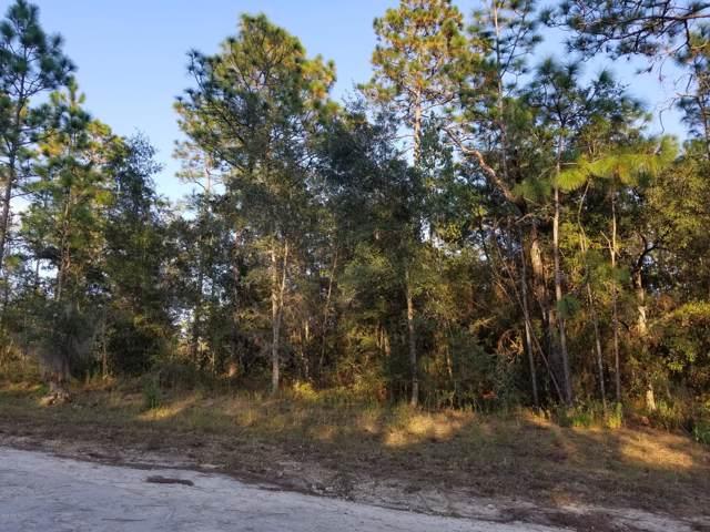 TBD SE 145 Terrace, Morriston, FL 32668 (MLS #563723) :: Pepine Realty