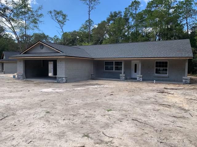 8982 N Ruby Way, Citrus Springs, FL 34434 (MLS #563868) :: Bosshardt Realty