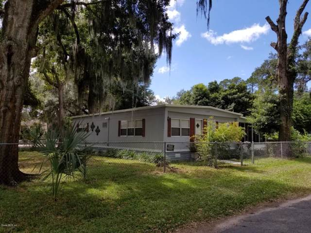 13478 SE 122nd Place, Ocklawaha, FL 32179 (MLS #563887) :: Pepine Realty