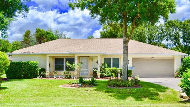 8484 SW 61st Terrace Road, Ocala, FL 34476 (MLS #563963) :: Pepine Realty