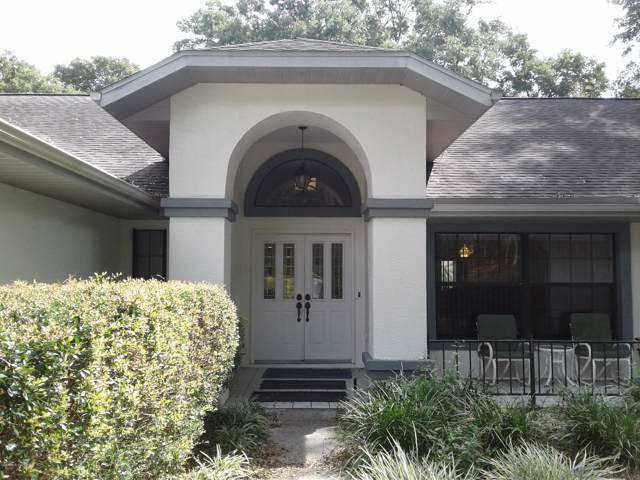 9445 SW 192nd Court Road, Dunnellon, FL 34432 (MLS #563987) :: Bosshardt Realty