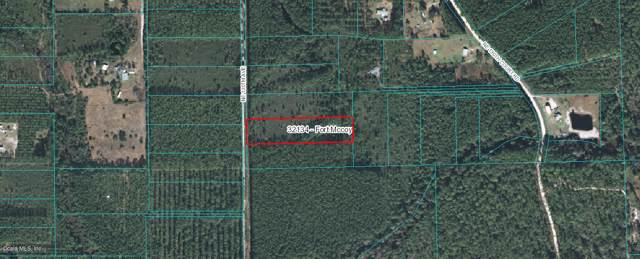 TBD Ne 130Th Ave, Fort Mccoy, FL 32134 (MLS #563996) :: Globalwide Realty