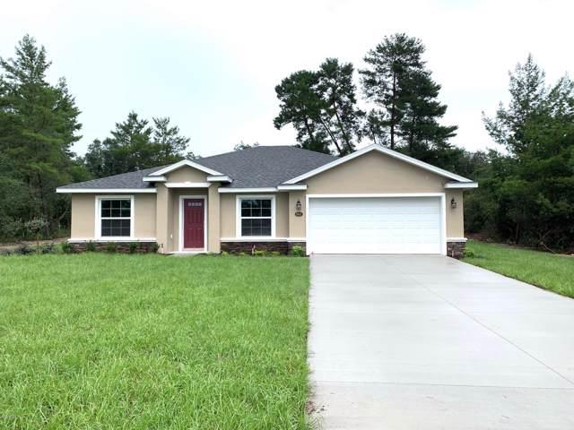 3930 SW 102nd Lane Road, Ocala, FL 34476 (MLS #563999) :: Bosshardt Realty