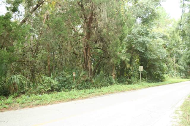 160 Stokes Landing Road, Palatka, FL 32177 (MLS #564028) :: Bosshardt Realty