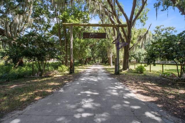 13031 SE 120th Street Street, Ocklawaha, FL 32179 (MLS #564060) :: Realty Executives Mid Florida