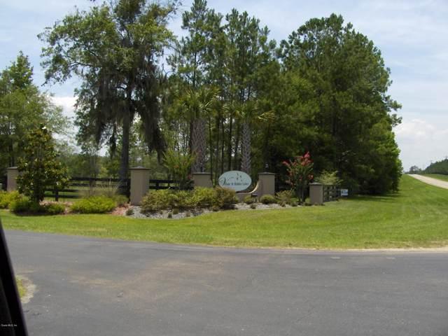 Lot 6 NW 148 Lane, Williston, FL 32696 (MLS #564075) :: The Dora Campbell Team