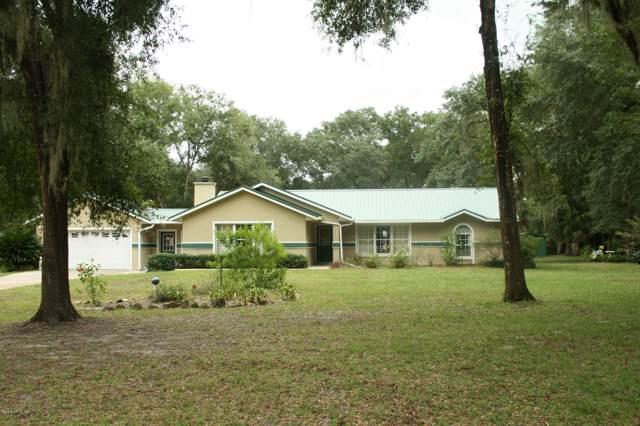 13841 NE 38th Avenue, Anthony, FL 32617 (MLS #564156) :: Bosshardt Realty