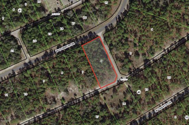 1508 W Donner Drive, Citrus Springs, FL 34434 (MLS #564209) :: Thomas Group Realty