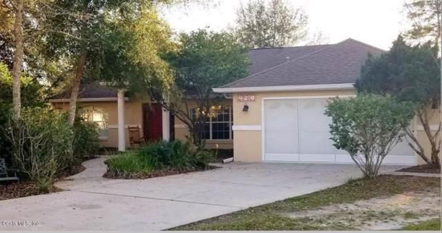 4280 SW 103rd Street, Ocala, FL 34476 (MLS #564281) :: Bosshardt Realty
