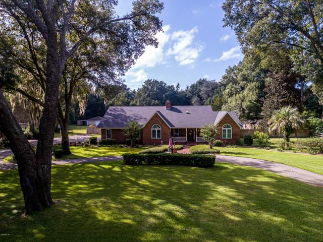 5500 SE 8th Street, Ocala, FL 34480 (MLS #564316) :: Bosshardt Realty