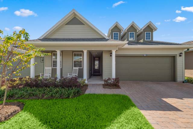 5054 NW 35th Place, Ocala, FL 34482 (MLS #564456) :: The Dora Campbell Team