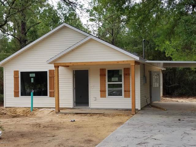 11622 SE 72nd Terrace Road, Belleview, FL 34420 (MLS #564496) :: Thomas Group Realty