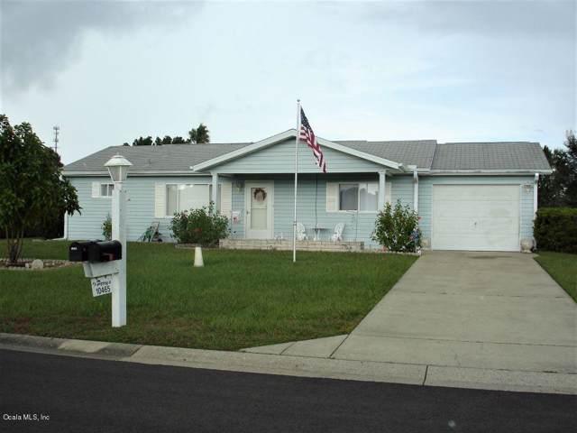 10465 SE 179th Street, Summerfield, FL 34491 (MLS #564530) :: Realty Executives Mid Florida