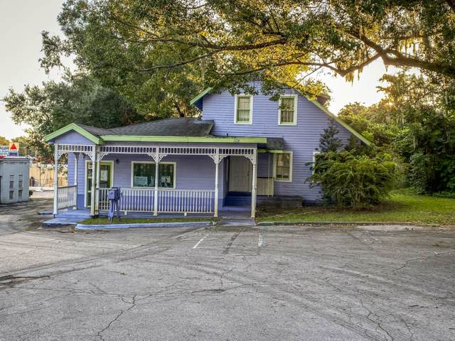 1214 E Silver Springs Boulevard, Ocala, FL 34470 (MLS #564531) :: Pepine Realty