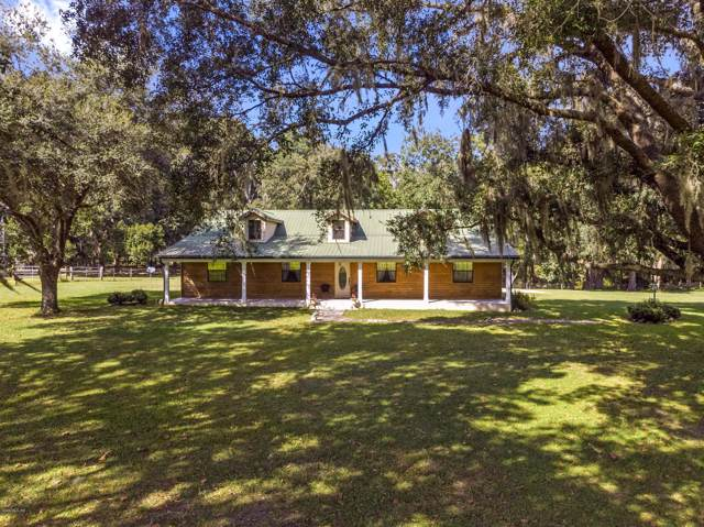 295 NW 165th Street, Citra, FL 32113 (MLS #564538) :: Thomas Group Realty