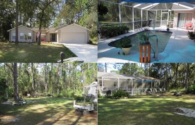 5604 N Bagwell Point, Citrus Springs, FL 34434 (MLS #564548) :: Thomas Group Realty
