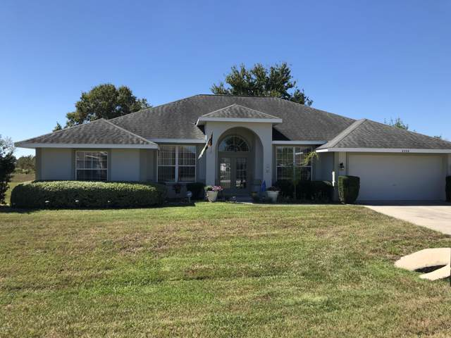 8408 SW 56th Terrace, Ocala, FL 34476 (MLS #564583) :: The Dora Campbell Team