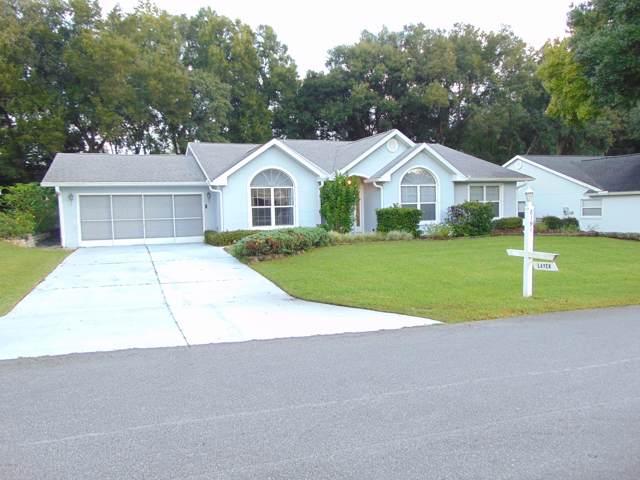8191 SW 115th Street Road, Ocala, FL 34481 (MLS #564596) :: Pepine Realty