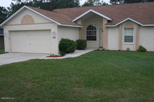 50 Pecan Run Pass, Ocala, FL 34472 (MLS #564609) :: Bosshardt Realty