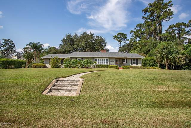 702 SE 14th Avenue, Ocala, FL 34471 (MLS #564617) :: Thomas Group Realty