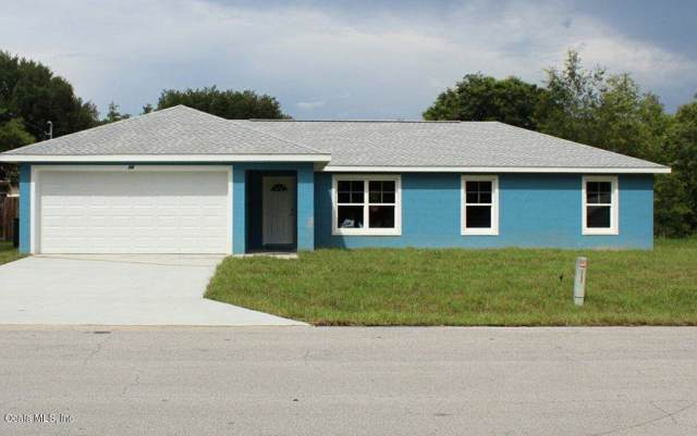 6632 NW 60th Avenue, Ocala, FL 34482 (MLS #564622) :: Thomas Group Realty