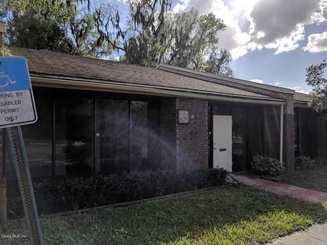 150 SE 17th Street #603, Ocala, FL 34471 (MLS #564626) :: Bosshardt Realty