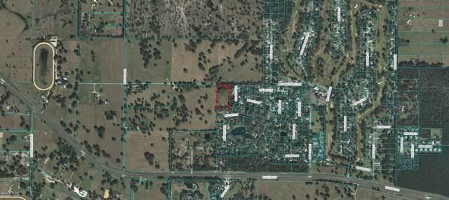 4698 NW 84th Terrace, Ocala, FL 34482 (MLS #564627) :: Pepine Realty