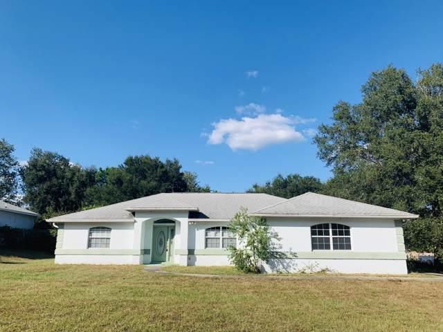 8201 SW 103 St Rd Road, Ocala, FL 34481 (MLS #564673) :: Bosshardt Realty