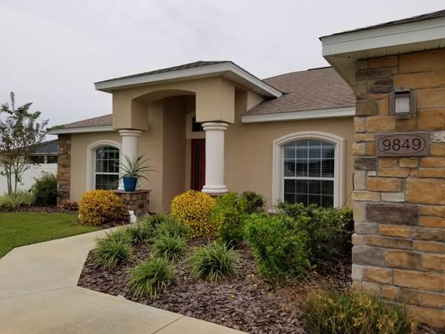 9849 SW 53rd Terrace, Ocala, FL 34476 (MLS #564739) :: The Dora Campbell Team
