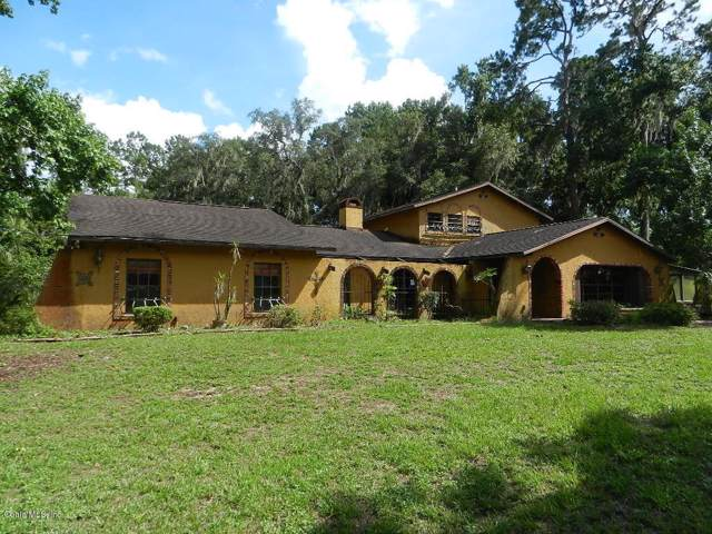 21346 Palatka Drive, Dunnellon, FL 34431 (MLS #564750) :: Realty Executives Mid Florida