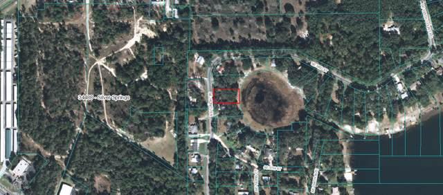 0 Se 162Nd Ter, Silver Springs, FL 34488 (MLS #564755) :: Pepine Realty