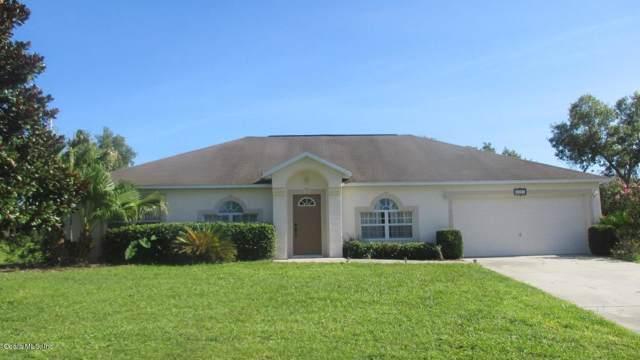 4891 SW 110th Lane, Ocala, FL 34476 (MLS #564763) :: Realty Executives Mid Florida