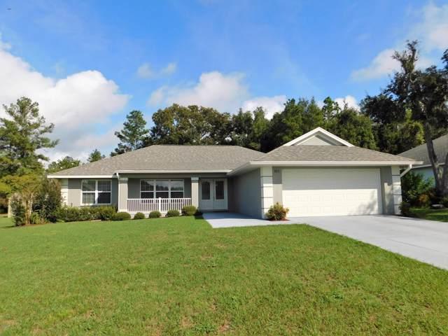 923 SE 65th Circle, Ocala, FL 34472 (MLS #564795) :: Bosshardt Realty