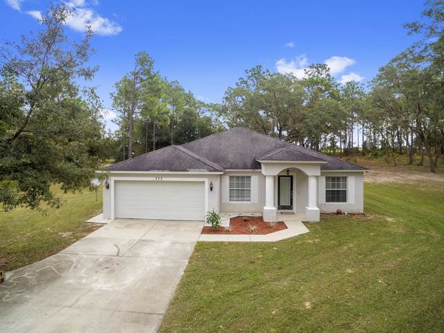 6777 SW 121st Terrace, Ocala, FL 34481 (MLS #564819) :: Realty Executives Mid Florida