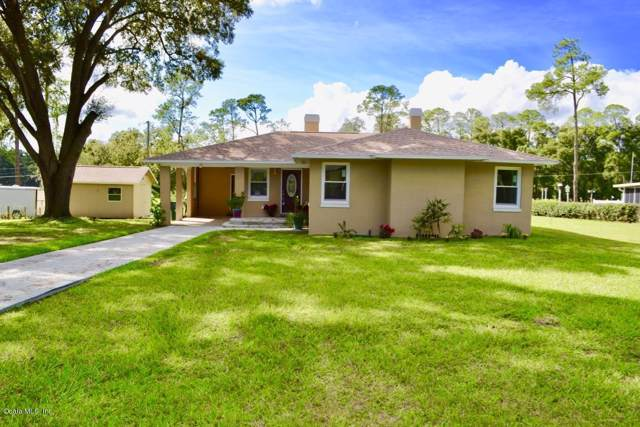 116 NE 31st Avenue, Ocala, FL 34470 (MLS #564856) :: The Dora Campbell Team