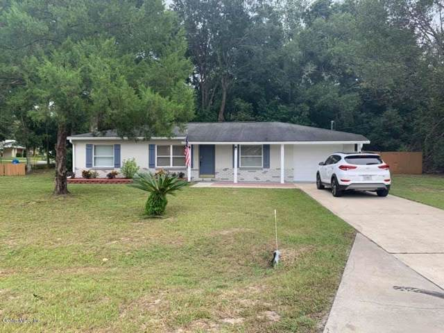 111 Almond Road, Ocala, FL 34472 (MLS #564867) :: Bosshardt Realty