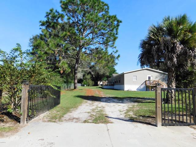 3711 SE 100 Street, Belleview, FL 34420 (MLS #564870) :: Bosshardt Realty
