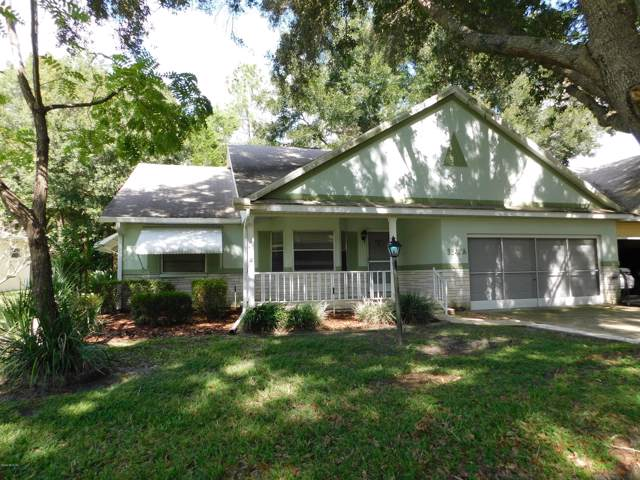 8547 SW 90th Lane A, Ocala, FL 34481 (MLS #564877) :: Bosshardt Realty
