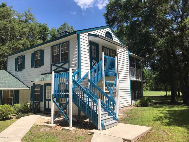 7846 Midway Drive Terrace X201, Ocala, FL 34472 (MLS #564912) :: Bosshardt Realty