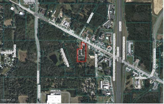 4020 NW Blitchton Road, Ocala, FL 34475 (MLS #564939) :: Pepine Realty